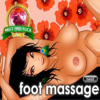Foot massage (Массаж ступ)